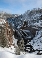 20150130 Yellowstone Canyon-60